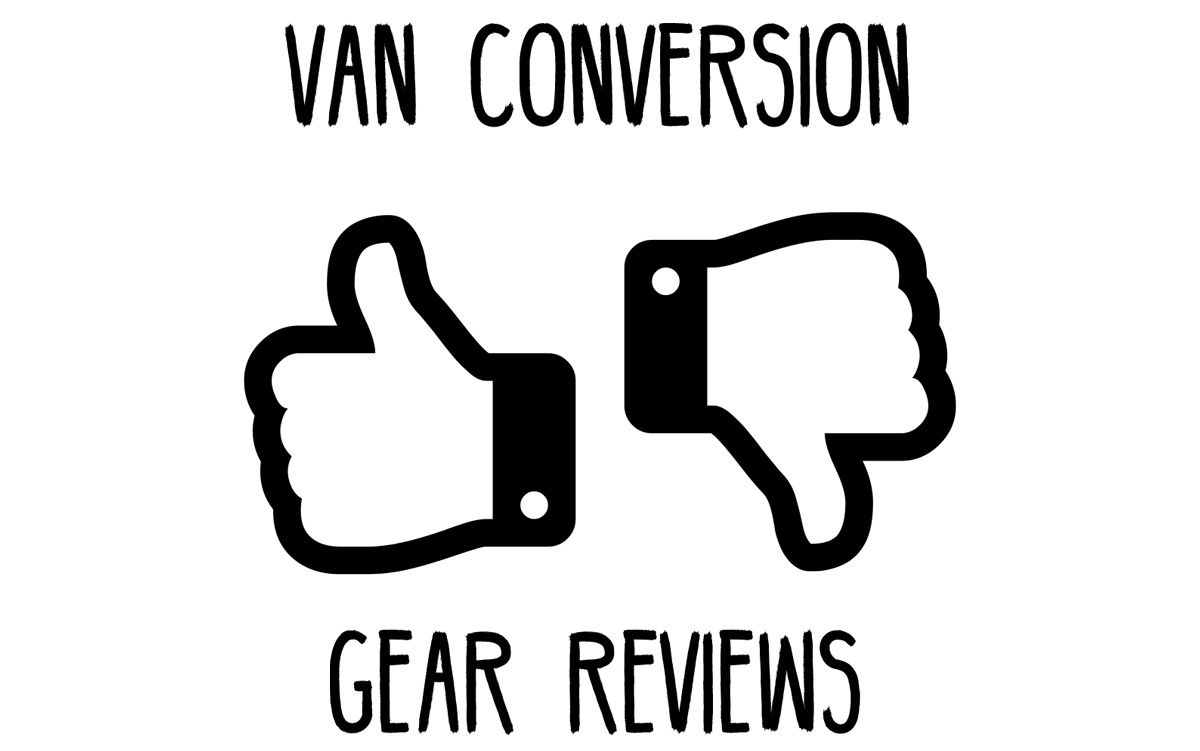 Van Conversion Gear Reviews