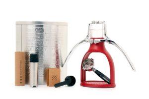 ROK Presso Espresso Maker Red