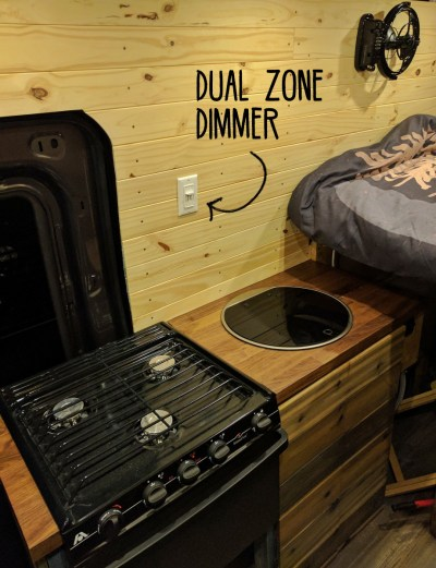 Dual-Zone-Dimmer