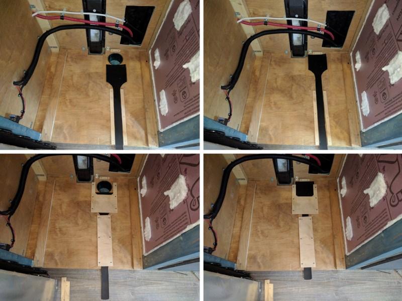 Fridge-Floor-Vent-DIY-Campervan-Conversion-(12)