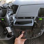 Ford Transit Diy Aftermarket Radio Installation Pioneer Android Carplay Faroutride