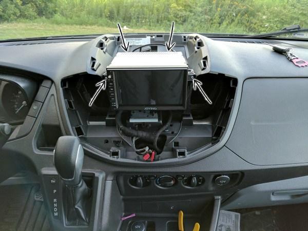 Ford-Transit-Radio-Upgrade-DDIN-Joying-Android-(24)