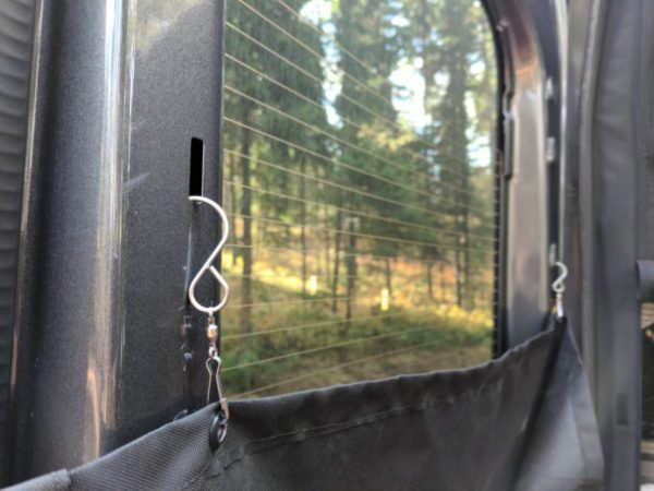 Exterior Shower Campervan Conversion (11)