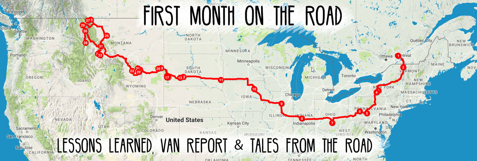 first month road map heading 1600