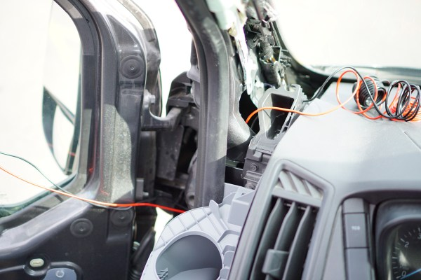 Ford Transit Speakers Upgrade-0438