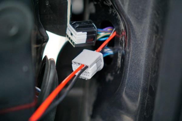 Ford Transit Speakers Upgrade-0439