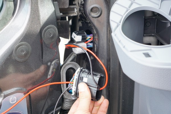 Ford Transit Speakers Upgrade-0440
