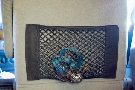 Velcro Storage Net-2