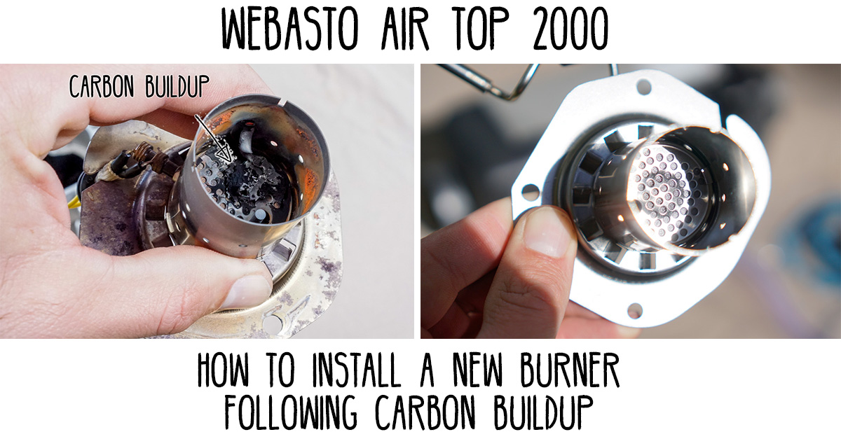 webasto air top 2000 how to install a new burner. Black Bedroom Furniture Sets. Home Design Ideas