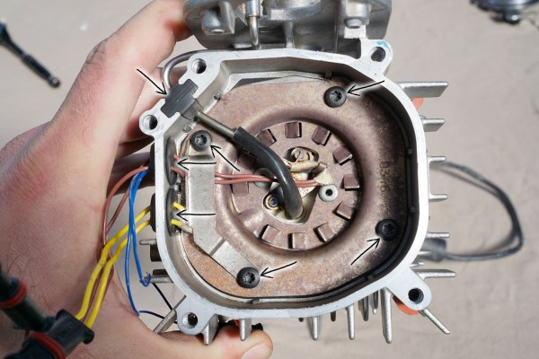 Webasto How to Install New Combustion Chamber-Burner Insert Screws