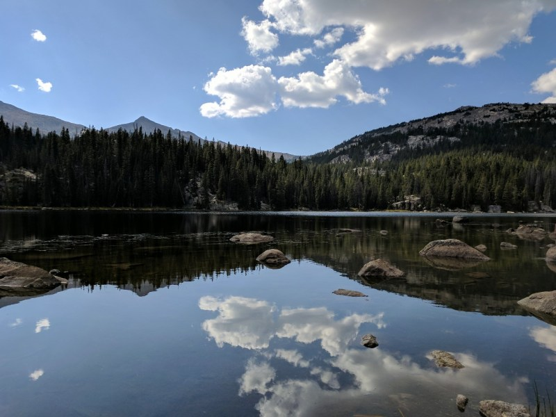 Coney Lake, Bighorn National Forest