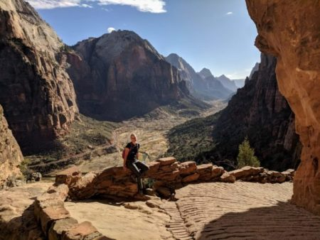 Angels Landing Isa