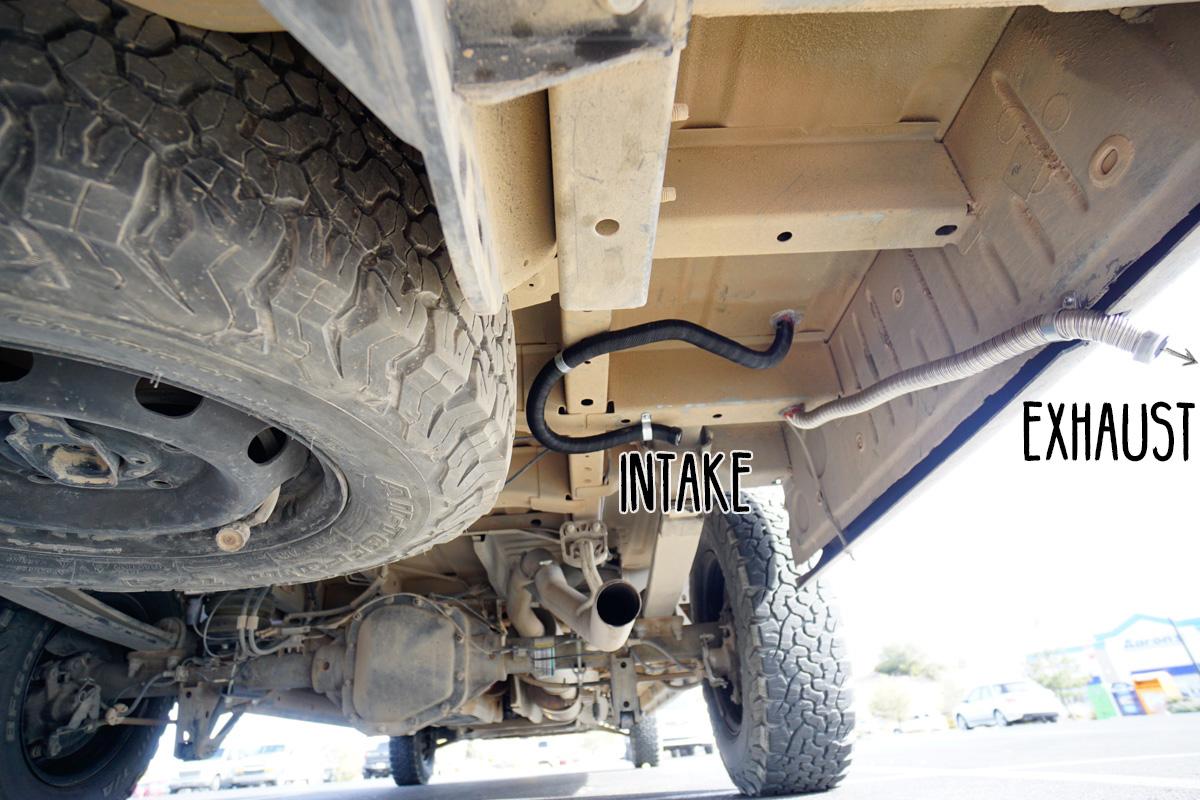 Propex Hs2000 Heater Installation Faroutride Truck Wiring Diagram Besides Garage Door Opener 2