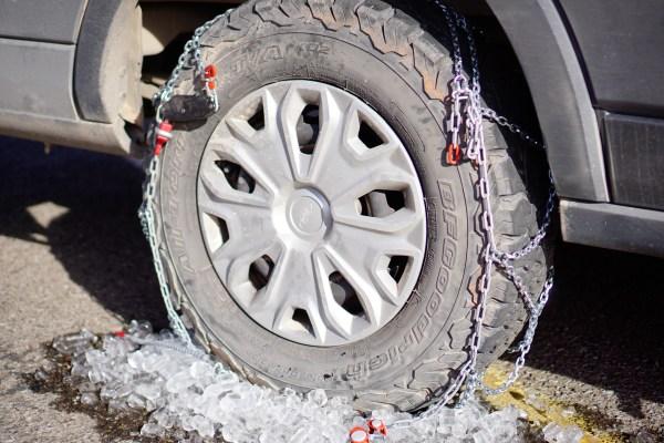 Thule Konig XG-12 PRO Snow Chains - Review (22)