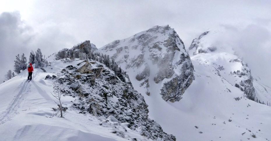 Grand Teton National Park Backcountry Skiing