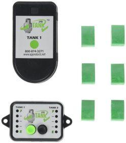 Sensor and monitor Propane Tank Level