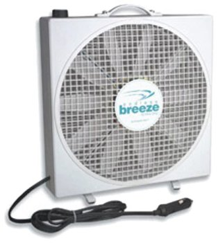 Fan-Tastic Endless Breeze 12V Fan Portable