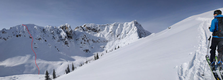 Kicking-Horse-Couloir