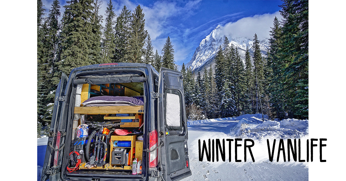 Winter Vanlife