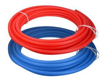 PEX red blue