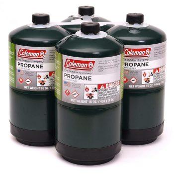 Coleman Propane Bottle