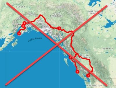 Alaska Cancelled