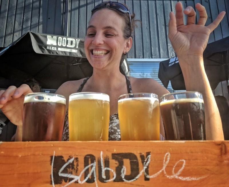 Isabelle Beer Flight