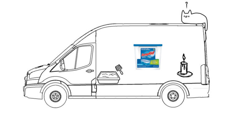 Condensation And Moisture In A Van | Why It Happens And How To