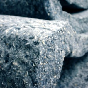 Van Insulation Recycled Denim