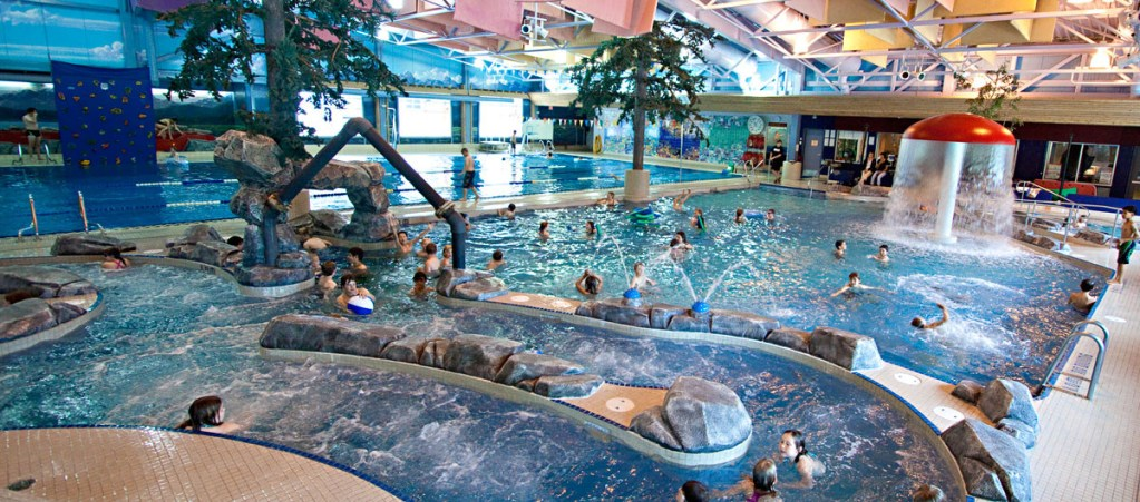Aquatic Centers British Columbia