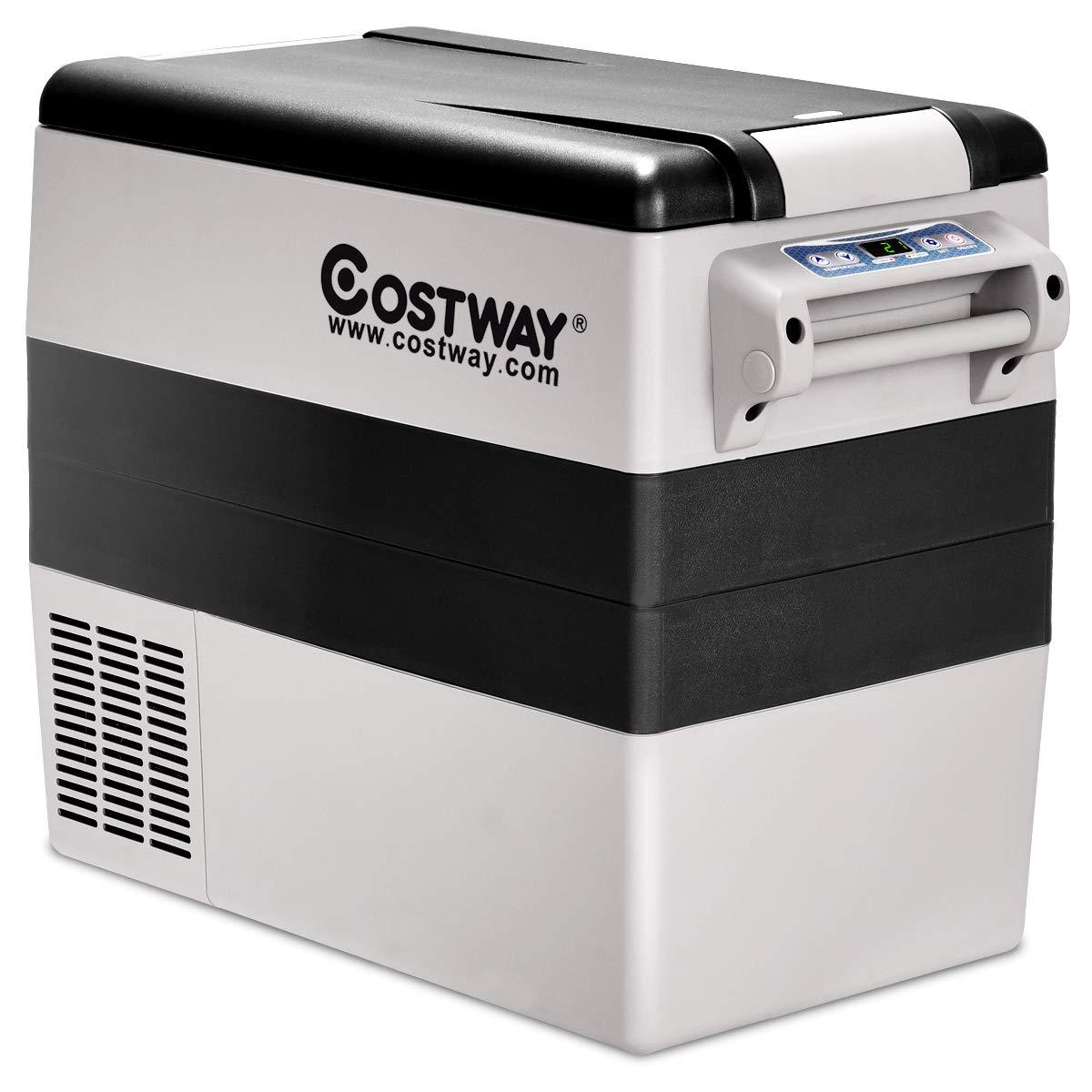 Costway Portable Refrigerator