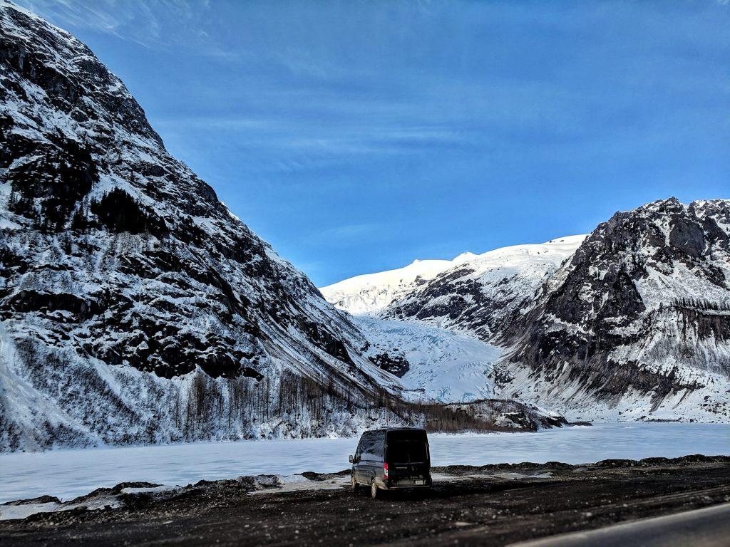 Bear Pass BC Van