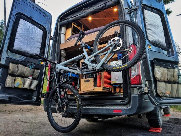 Bike Repair Stand (Park Tool) for Adventure Van (Heading 1920px)
