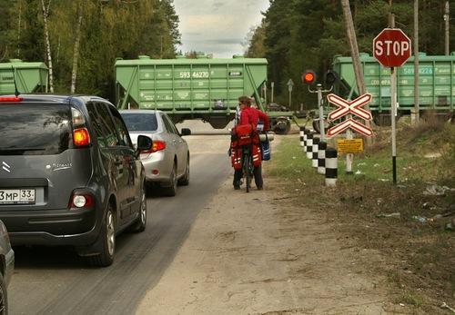 В РЖД предлагают приравнять нарушения правил пересечения ж/д путей с ездой в нетрезвом виде