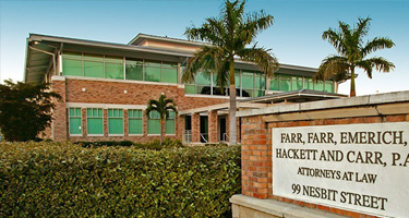 Punta Gorda Florida Law Firm Office Location