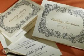 Luxury Wedding Invitations Baroque 300 x 200