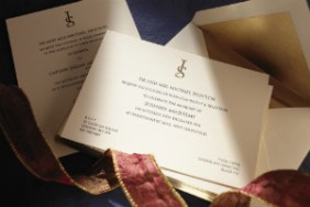 Luxury Wedding Invitations Insignia 300 x 200