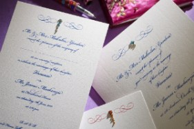 Luxury Wedding Invitations Jewel 300 x 200