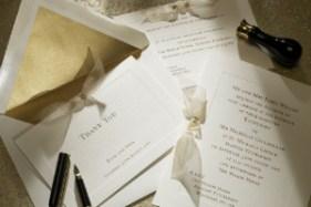 Luxury Wedding Invitations Ottoman 300 x 200