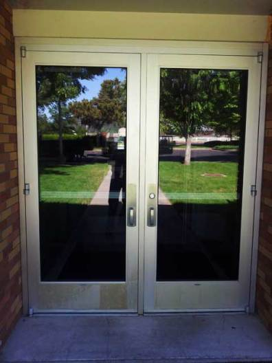 Custom Commercial Doors