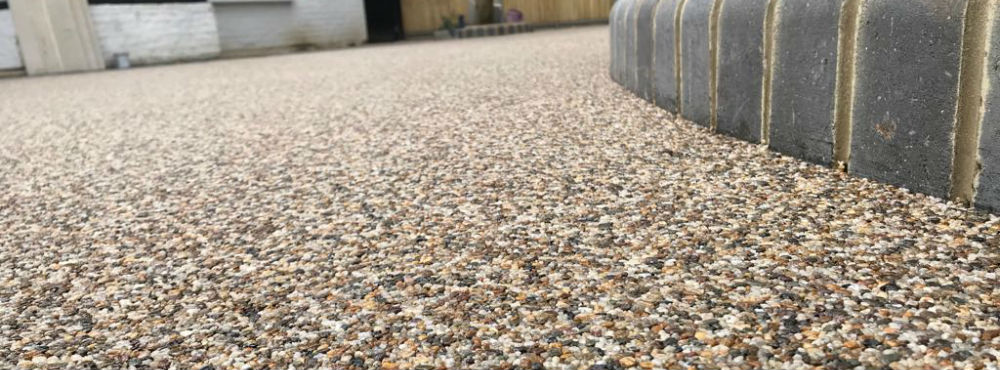 Farrelly Construction Resin Driveway