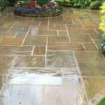 Patio Slabs stone path Surrey