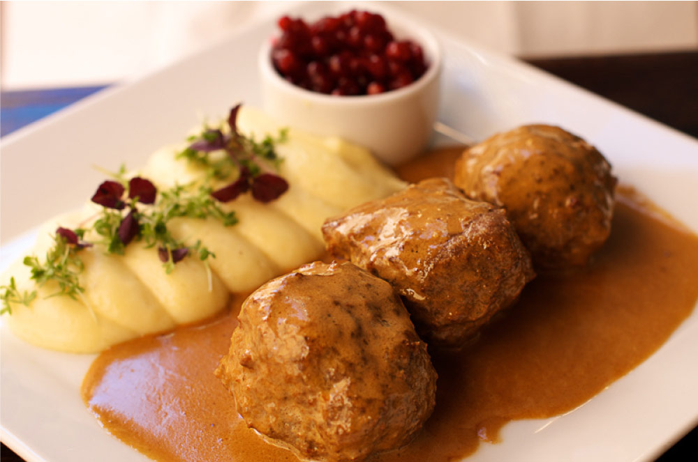 Lihapullot, joissa on sose-valokuva
