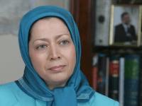 مريم رجوی: تبريك براي شعله ور شدن مجدد بهار آزادی در مصر