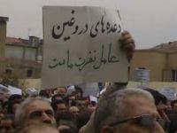 تجمع مردم و کارگران خشمگین شرکت گواشیر سازه در مقابل استانداری کرمان