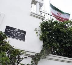 irans ambassad
