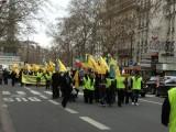 تظاهرات درپاریس: هشدار ایرانیان در مورد قتل عام بعدی در کمپ لیبرتی