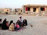 تصاویر و آخرین آمار اعلام شده قربانیان زلزله بوشهر