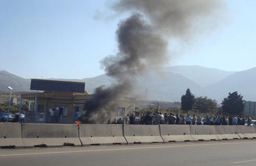 حرکت اعتراضی کارگران کارخانه گیلانا