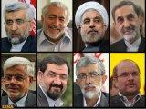 خبر فوری – اسامی ۸ نامزد احراز صلاحیت شده نمایش انتخابات ریاست جمهوری اعلام شد